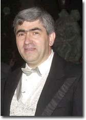 il maestro Giampaolo Lazzeri