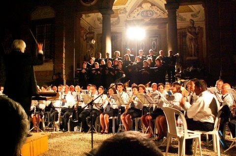 Concerto in Villa Torrigiani - Dirige il maestro Carlo Bardi