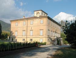 Villa Mazzarosa a Segromigno in Monte (LU)