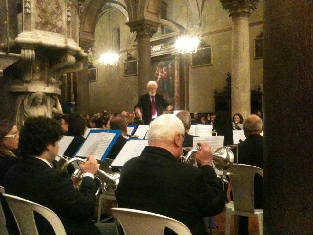 Concerto 26/12/2010 Segromigno in Monte