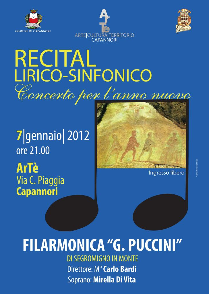 Locandina Concerto Artè